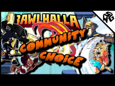 Community Choice! Lucien, Brynn, Mordex, Orion, Jhala  - Brawlhalla Gameplay :: A Relief From Cannon