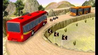 Offroad Bus Simulator 2019 Coach Bus Driving Games Gameplay HD