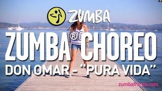"""Don Omar - """"Pura Vida"""" / Zumba choreo by Alix"""