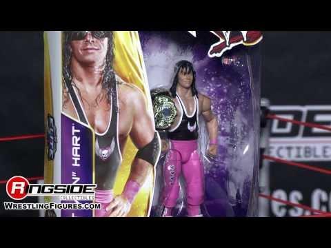 WWE FIGURE INSIDER: Bret
