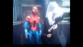 spiderman web of shadows quick time 1