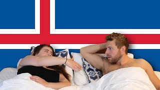 You Know You Are Dating an ICELANDIC Man When...