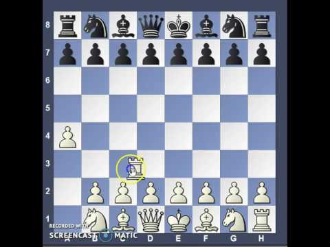 Podstawowe Zasady Gry W Debiucie Szachowym