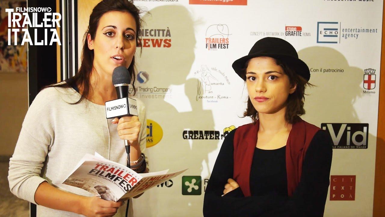 Daphne Scoccia la protagonista di Fiore, film rivelazione dell'anno INTERVISTA