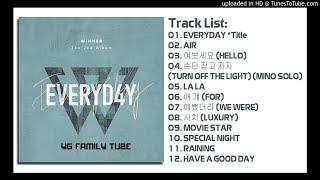 Download Lagu [Full Album] WINNER – EVERYD4Y [The 2nd Album] Gratis STAFABAND