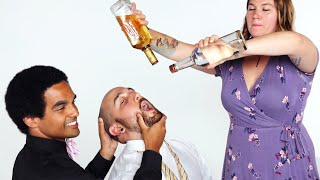 Groom & Groomsmen Play Truth or Drink | Cut