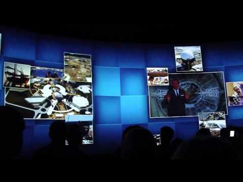 Walt Disney Imagineering D23 Expo 2011 Disney Parks History Intro