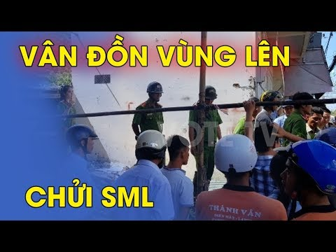 Người dân đặc khu Vân Đồn bị cắt điện nước, vùng lên cho cho công an sml luôn #VoteTv | Vote