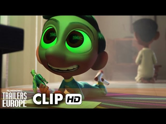 Sanjay´s Super Team Clip 1 (2015) - cortometraje de Disney [HD]