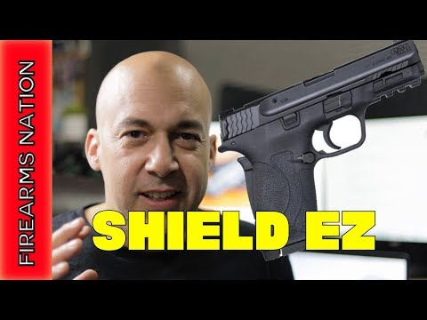 Smith and Wesson M&P SHIELD EZ Announced!