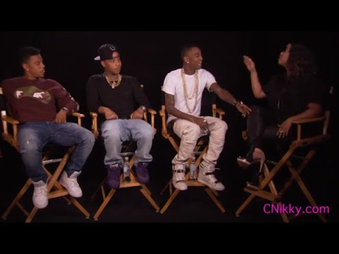 LHHH Soulja Boy, Yung Berg & Fizz Make A Shocking Confession