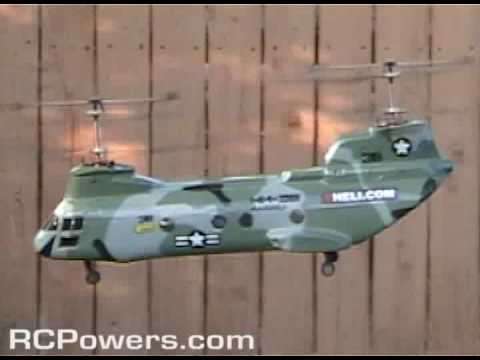RC CH-46 Sea Knight