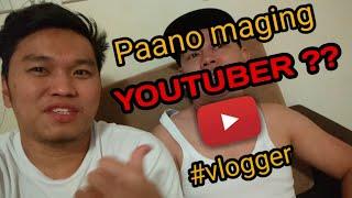 USAPANG VLOGGING ( PAANO MAGING YOUTUBER/VLOGGER) TIPS & ADVICE
