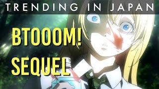Btooom! gets Anime Sequel if app ranks #5