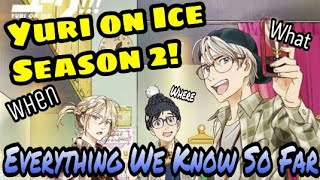 Yuri on Ice Season 2: Release Date & Everything You Need to Know!