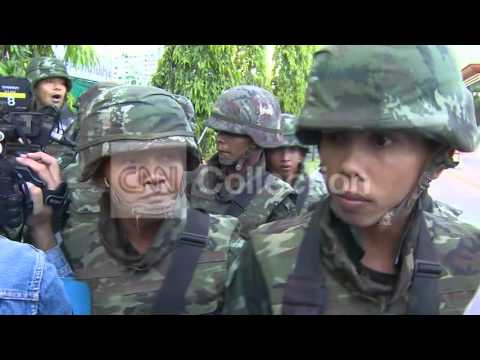 THAILAND:MILITARY CLAIMS CONTROL IN COUP