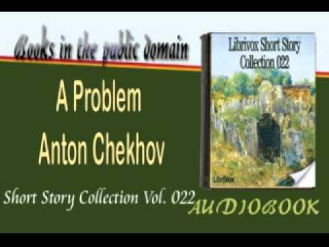 A Problem Anton Chekhov Audiobook