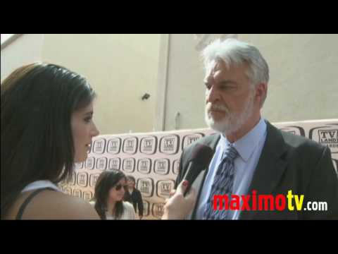 RICHARD MOLL (Scooby Doo) Interview at 8th Annual TV LAND Awards April 17, 2010