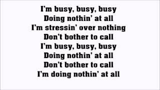 Busy doin