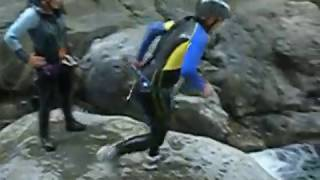 Canyoning - Torrentismo - Torrente Argentina