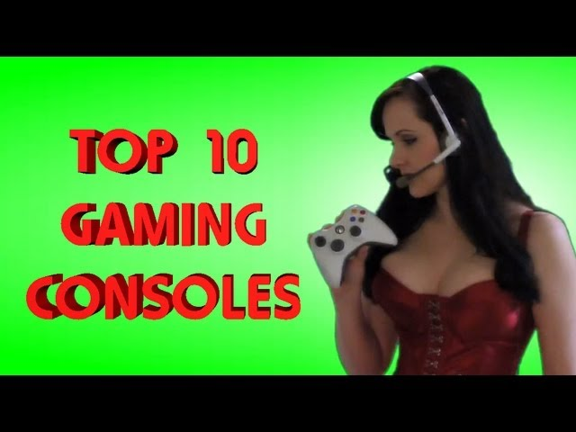 Top 10 Gaming Consoles Of All Time - Screen Team Says #5