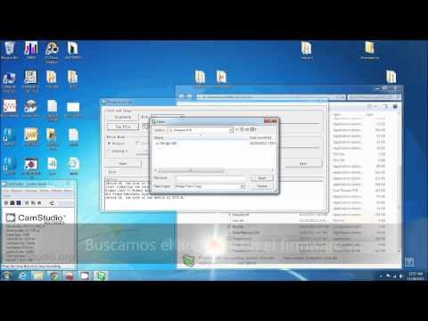 Actualizar tabletas con cpu Allwinner A10 y A13 por microsd