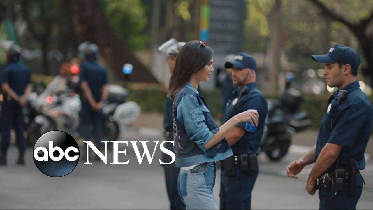 Pepsi apologizes for new ad after receiving huge backlash