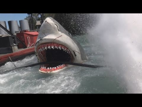 JAWS! Universal Studios Florida