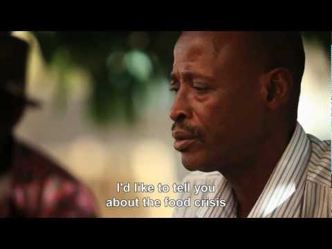 Afel Bocoum - Describes Sahel Food Crisis - Mali Music Unplugged