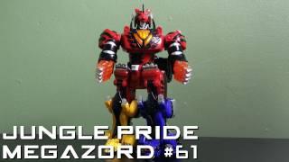 Ranger Review #61 Jungle Pride Megazord