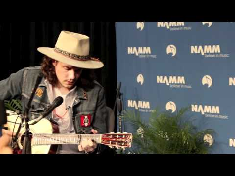 Photos (& Video) Of John Mayer Taken @ NAMMs Media Preview Day January 18, 2012 Image