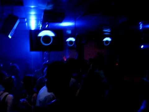 Sunday Getaway @ Club Rechenzentrum (Funkpark) Berlin (inside)