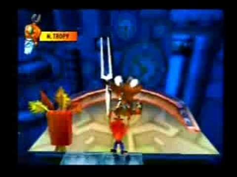 Crash Bandicoot 3 - N. Tropy, Boss #3