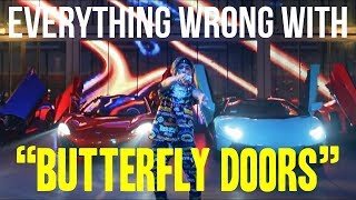 Everything Wrong With Lil Pump 34 Butterfly Doors 34