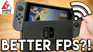 Nintendo Switch FPS Drops Caused By Wifi Problems? - Possible Fix?