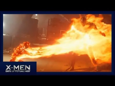 X-Men : Days of Future Past - Extrait La scène d'ouverture [Officiel] VOST HD