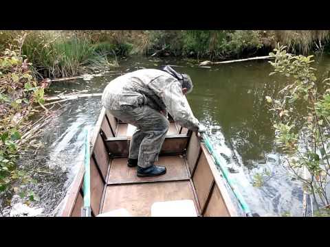 лодка изо  камеры youtube