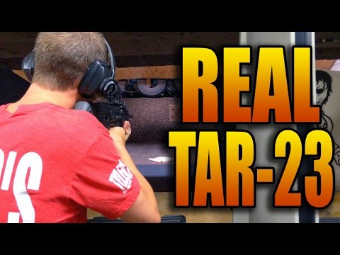 Call of Duty IRL! Tar-23 Assault Rifle, Mosin Nagant Sniper, Glock 17, and more!