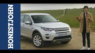 Land Rover Discovery Sport Review: 10 things you need to know