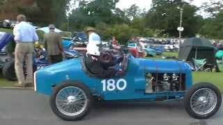 1926 Salmson Twin-Cam Vintage Racing Car at VSCC Loton Park 2015