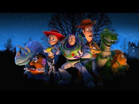История игрушек и ужасов - мультфильм Disney