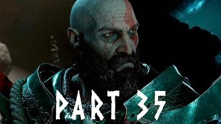 GOD OF WAR Gameplay - Walkthrough Part 35 - TYR'S VAULT (GOD OF WAR 4)