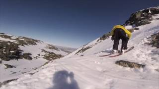 Alpine ski Freeride Atomic