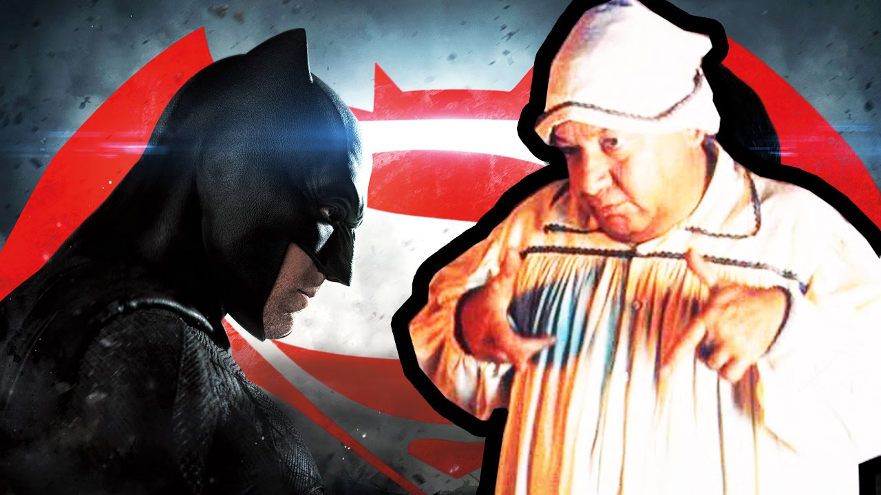 BATMAN v FRACCHIA: Dawn of Justice
