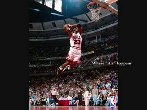 Michael Jordan - Amazing Happens