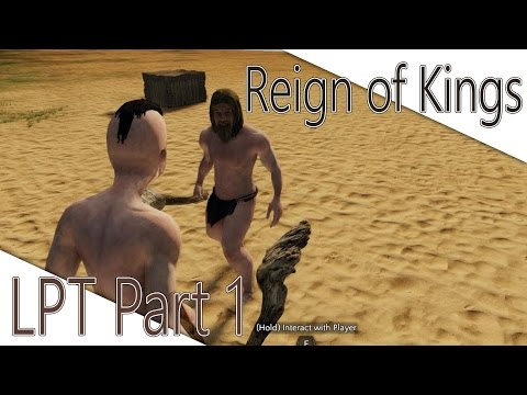 Bigfoot in medieval times ▼ Reign of Kings ▼ 001 ▼ LPT ▼ german Gameplay