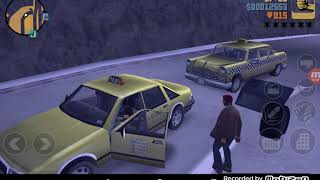 Grand Theft Auto III mobile gameplay