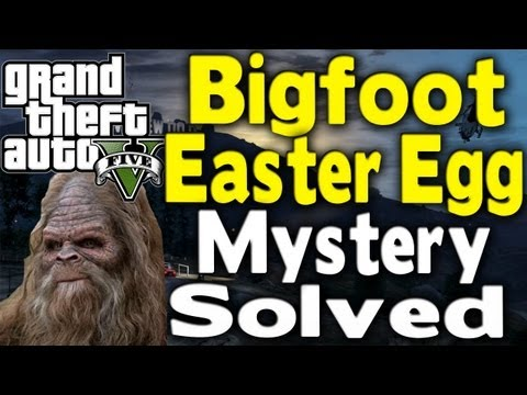 GTA 5 - BIGFOOT