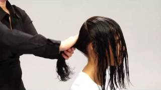 Aveda How-To | All Day Straight Hair With Smooth Infusion
