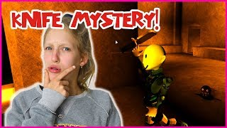 SOLVING THE KNIFE MYSTERY!
